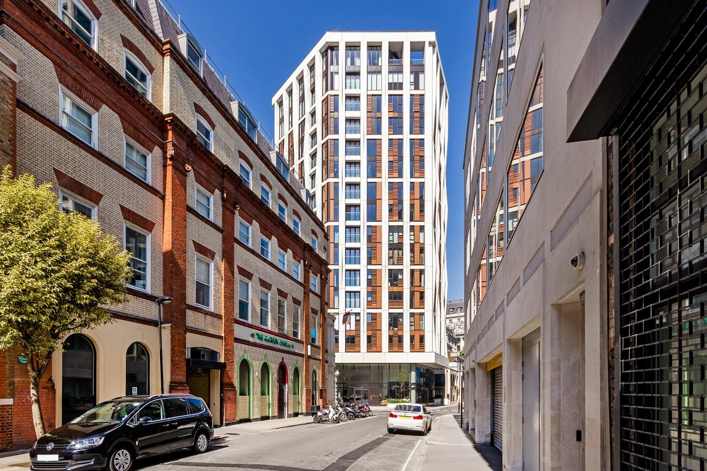 Hexagon Apartments, Covent Garden, WC2B